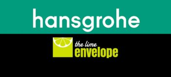 Hansgrohe logo and The Lime Envelope logo
