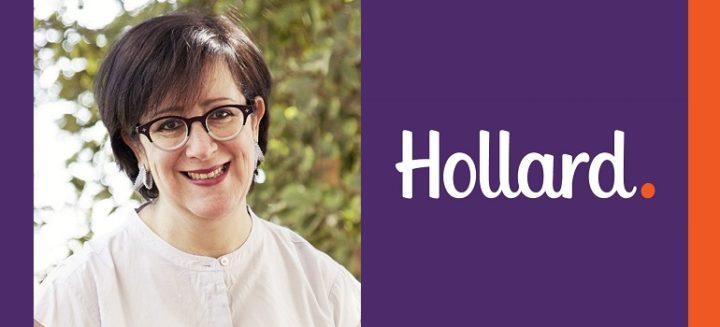 Heidi Brauer and Hollard logo