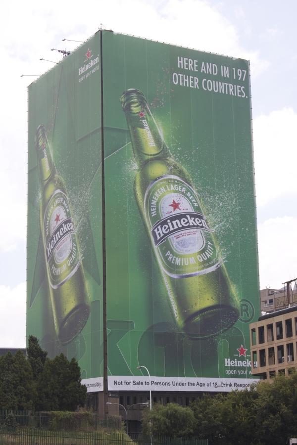 Heineken Penmore