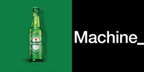 Heineken and Machine logo