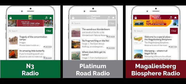 Highwayman Apps