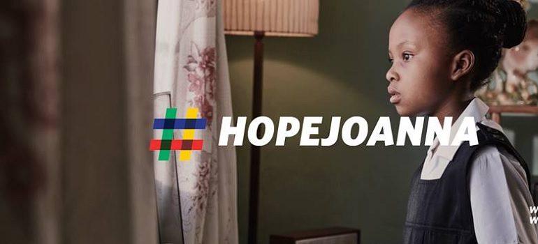 #HopeJoanna campaign