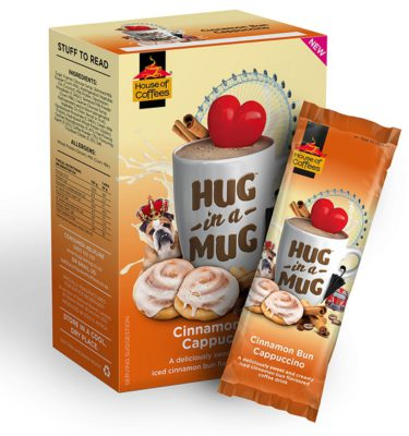 Hug in a Mug Cinnamon Bun