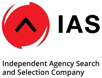 IAS Independent Agency Search and Selection Company logo