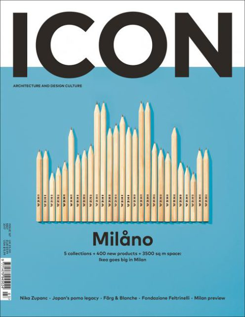 ICON, May 2017