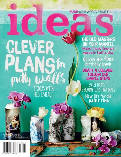 Ideas, March 2016
