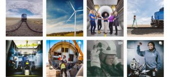 Instagram pics from General Electric