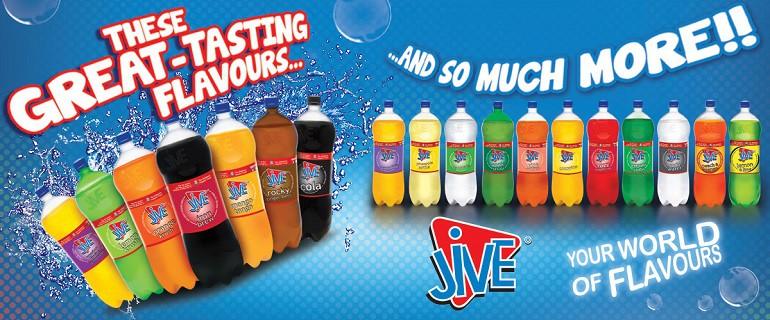 Jive cool drinks