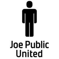 Joe Public United logo 2018