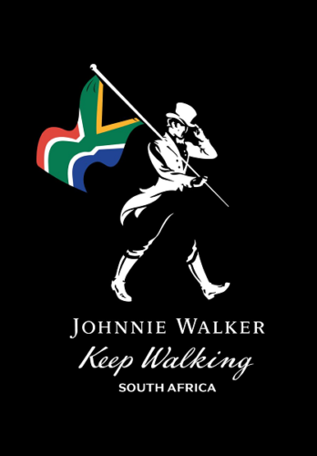 Johnnie Walker Keep Walking South Africa logo