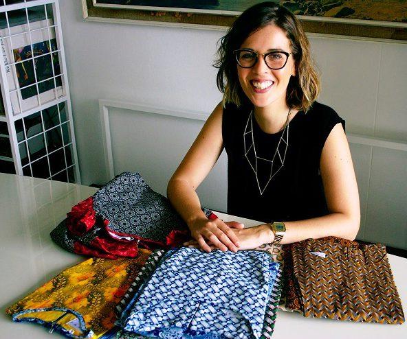 Julia Franco. Photo by Jon Pienaar.