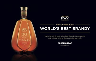 KWV 20 YO Brandy