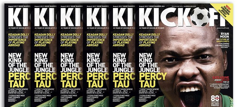 Kick Off Magazine Facebook cover image