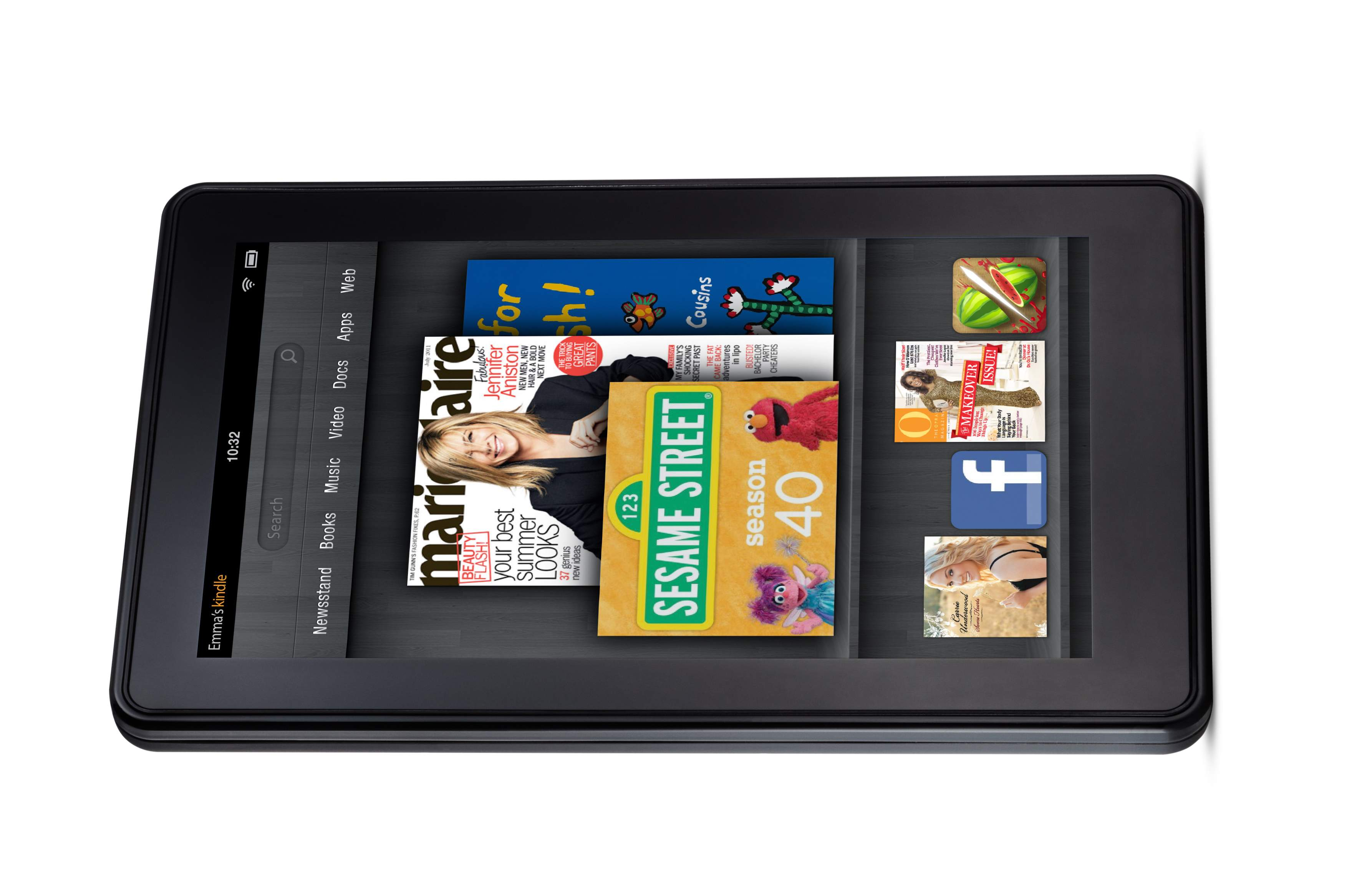marketing mix on kindle fire The kindle fire's $19900 sale price places it well below the cost of apple's ipad2, which sells for $49900 and is the current best seller in the tablet space22 23 the amazon kindle fire is well positioned push out the other android tablets from the market at this price.