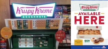 Krispy Kreme at Engen