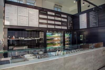 Kauai new store launch: transparent kitchen