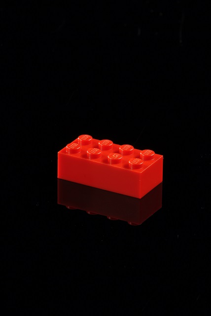 Lego brick. Used by permission © 2012 The LEGO Group.
