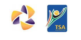 Levergy logo and Tennis South Africa logo