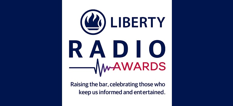 Liberty Radio Awards logo