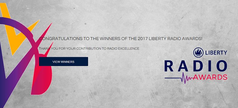 Liberty Radio Awards slider 2