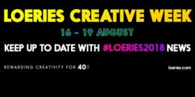Loeries 2018 keep up to date