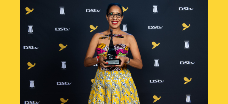 Loeries 2019 Marketing Leadership & Innovation Andrea Quaye by Julian Carelsen courtesy of Gallo Images