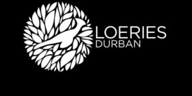 Loeries Durban logo white on black slider