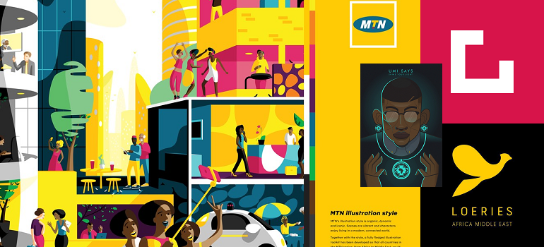 Loeries illustration credit controversy