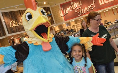 Lowe's Foods: Chicken Sightings