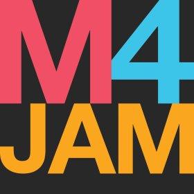 M4JAM logo