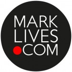 MarkLives logo