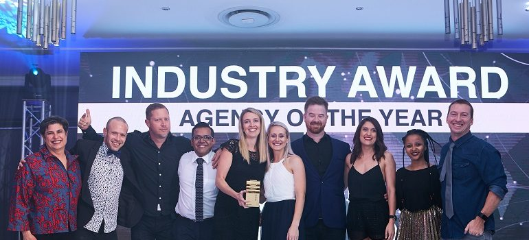 MMA SA Smarties 2018 Agency of the Year