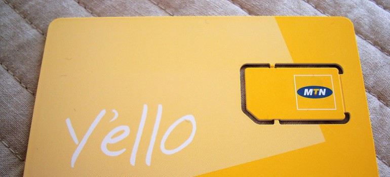 MTN SIM card. Credit: warrenski, Flickr.