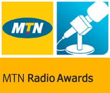 MTN Radio Awards logo