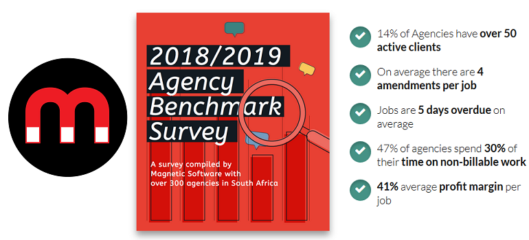 Magnetic 2018/2019 Agency Benchmark Survey slider