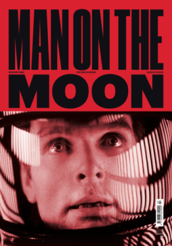 Man on the Moon, issue 3, April 2018