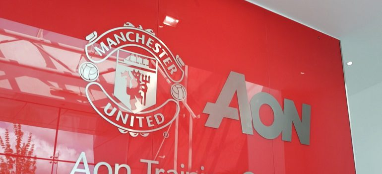 Manchester United AON Training Complex slider
