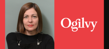 Mariana O'Kelly and Ogilvy logo slider