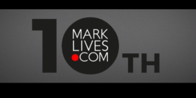 MarkLives 10th birthday logo courtesy of Conversation LAB