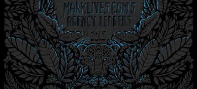 MarkLives Agency Leaders' Most-Admired Poll 2015 slider