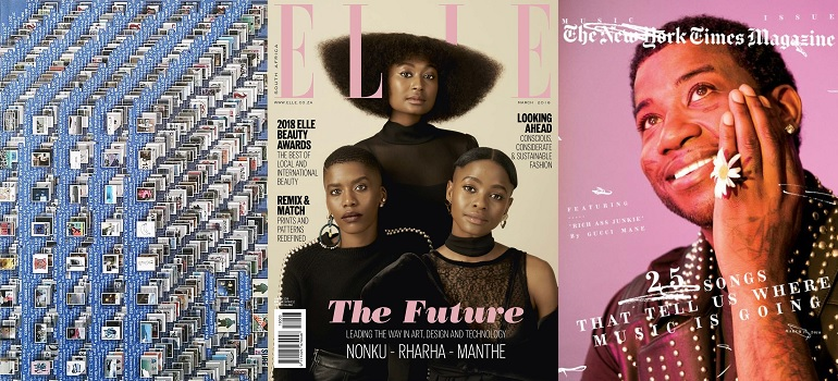 MarkLives Cover Stories 16 March 2018