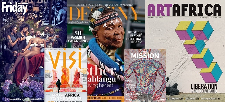 MarkLives Cover Stories Top 5 South African commercial 2017 all five