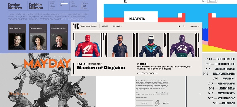 MarkLives Cover Stories Top 5 online publication 2017