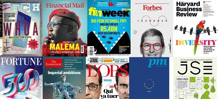 maglovetop10 best business magazine covers of 2016 marklives com