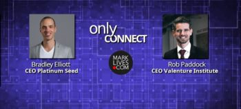 MarkLives Only Connect Podcast episode 4 Rob Paddock