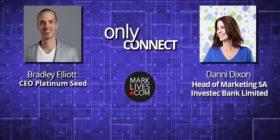 MarkLives Only Connect Podcast episode 5: Danni Dixon