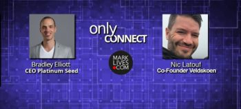 MarkLives Only Connect Podcast episode 6: Nic Latouf