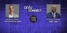 MarkLives Only Connect Podcast episode 7 Khaya Dlanga