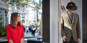 Marriott virtual reality campaign