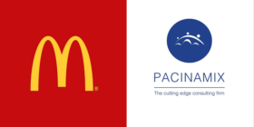 McDonald's South Africa logo and Pacinamix logo
